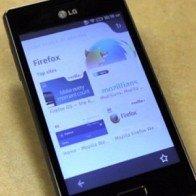 Bất ngờ xuất hiện smartphone LG chạy Firefox OS