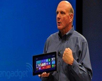 Microsoft tăng lợi nhuận dù thị trường PC ế ẩm