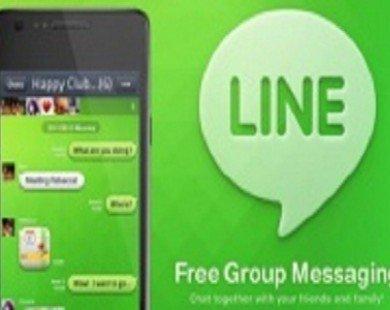Line cập nhật phiên bản mới cho Windows Phone