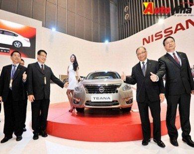 Nissan Teana: đời mới, giá rẻ hơn