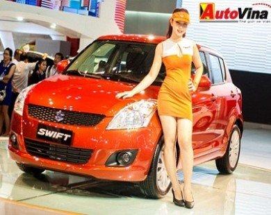 Suzuki Swift trẻ trung, năng động