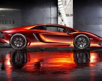 Màu mới của Aventador dưới bàn tay Print Tech