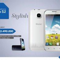 Haier: Dòng smartphone giá rẻ mới sắp ra mắt tại Việt Nam