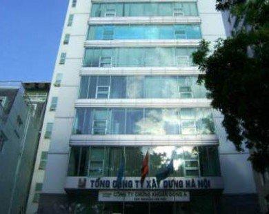 Thanh tra 7 đơn vị thành viên của TCT Xây dựng Hà Nội