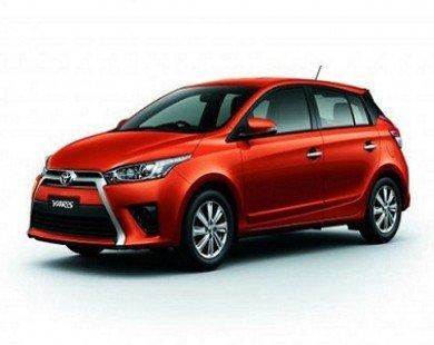Toyota Yaris 5 cửa mới ra mắt Đông Nam Á