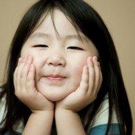 Trẻ con lúc nào cũng vui!