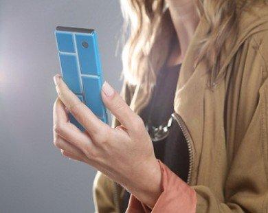 Motorola công bố dự án điện thoại 'xếp hình'