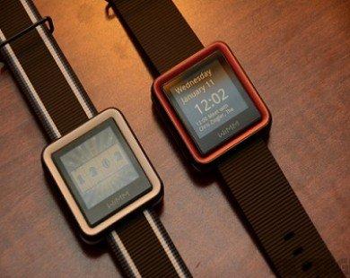 Google sắp cho ra mắt smartwatch