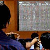 Cổ phiếu ngành công nghiệp trên HNX tăng gần gấp đôi
