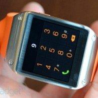 1/3 số đồng hồ Galaxy Gear của Samsung bán ra bị trả lại