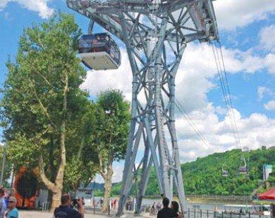 Chủ Bà Nà Hill xây cáp treo dài nhất thế giới lên Fansipan