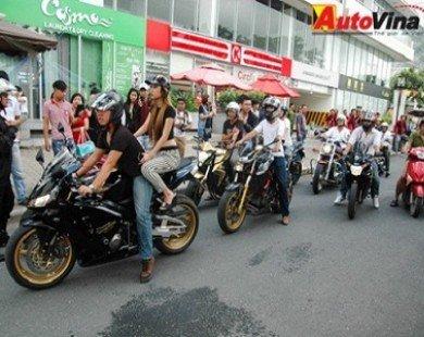 Sắp bùng nổ mô tô PKL tại Việt Nam?