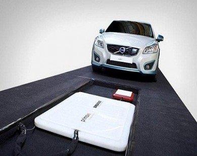 Volvo nghiên cứu sạc điện như phim viễn tưởng
