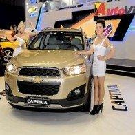 GM Việt Nam rút gọn Orlando và Captiva 2013