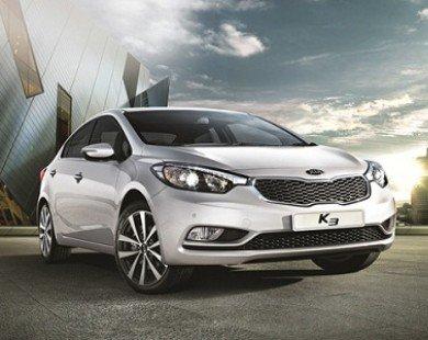 250 khách đặt Kia K3 sau 2 tuần ra mắt