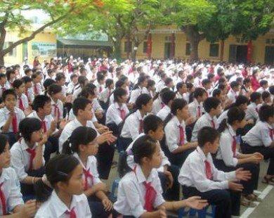 Kiên Giang: Giải tỏa trường học để giao đất dự án