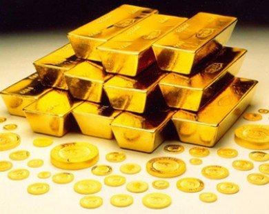 Giá vàng xuống dưới mốc 37 triệu đồng/lượng
