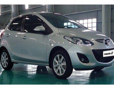 Mazda 2S giảm giá 20 triệu tại Việt Nam