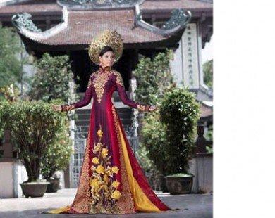 Áo dài Việt Nam lọt Top 5 trang phục dân tộc đẹp nhất Miss Universe