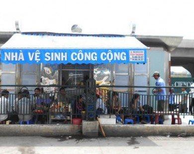 Hà Nội chi 15 tỷ để xây 14 nhà vệ sinh công cộng