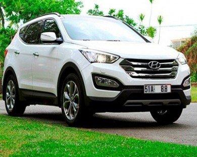 Khách hàng Việt hài lòng nhất với Hyundai