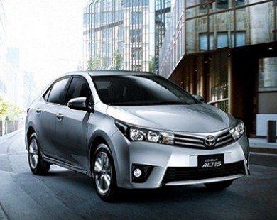 Toyota Corolla 2014 sắp bán ở Đông Nam Á