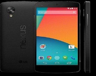 Những lỗi 'chết người' trên Nexus 5