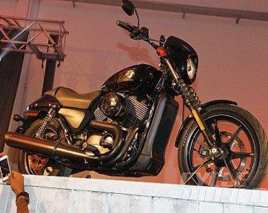 Hai mẫu Harley Davison Street 500 và 750 hoàn toàn mới