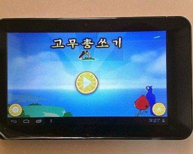 Cận cảnh đối thủ của iPad Air đến từ... Triều Tiên