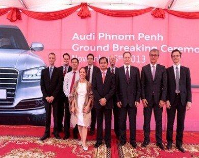 Audi Việt Nam mở rộng sang Campuchia