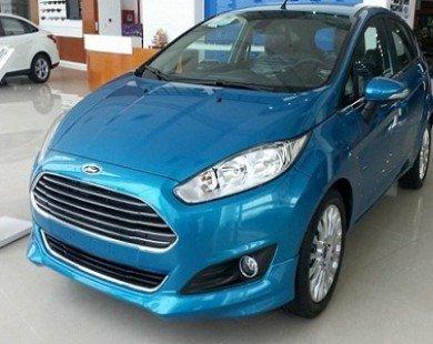 Ford Fiesta mới đã về đến đại lý Sài Gòn