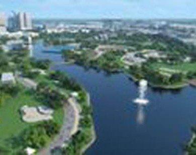 Dự án 350 triệu USD tại Bình Dương bị dừng thi công