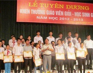 Tuyên dương 105 học sinh, sinh viên DTTS tiêu biểu
