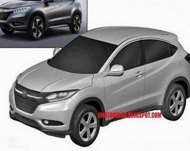 Lộ diện xe SUV giá rẻ của Honda