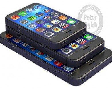 iPhone 6 sẽ có màn hình 4,8-inch
