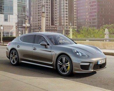 Porsche công bố giá Panamera Turbo S tại VN
