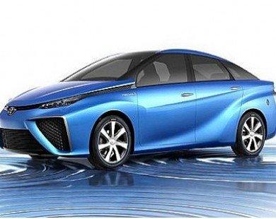 Toyota hé lộ những thiết kế cực lạ