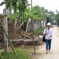 Thái Bình: Sập tường rào, 3 học sinh thương vong