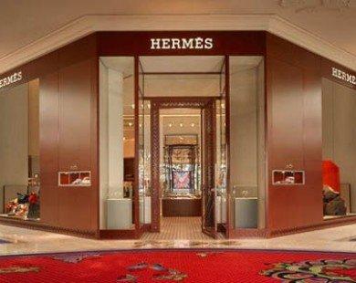 Doanh thu của Hermès tăng trưởng mạnh trong quý Ba