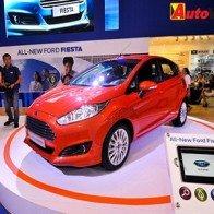 Ford Fiesta 2014 giá từ 549 triệu ở Việt Nam