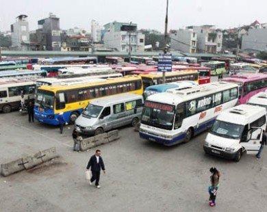 Hà Nội: Sẽ dành quỹ đất để xây dựng các bến xe mới