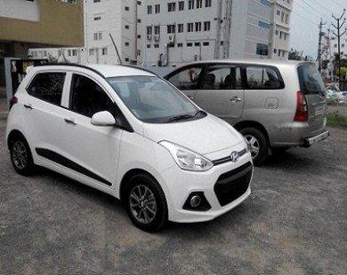 Lộ giá Hyundai Grand i10 tại Việt Nam?