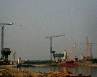 Dự án cầu Nhật Tân phải di chuyển mặt bằng 415 hộ dân