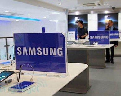 Samsung đứng đầu thế giới về doanh số trong quý 3