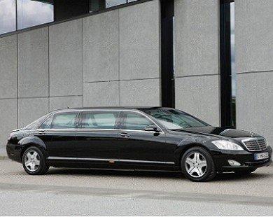 Soi chiếc Mercedes-Benz tổng thống Putin sử dụng ở Việt Nam