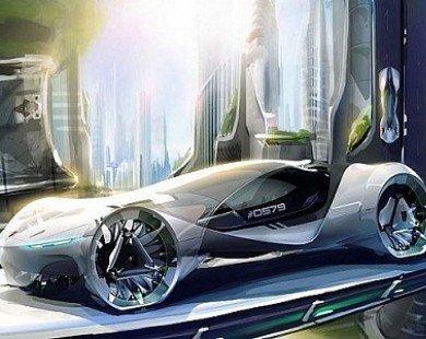 Những phương tiện di chuyển siêu tưởng năm 2025