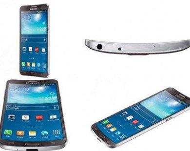 Hãng Samsung sản xuất điện thoại có màn hình 3 chiều
