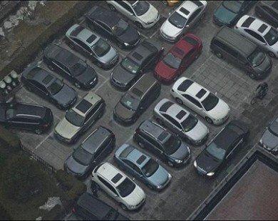 Cấm mua xe hơi nếu không có chỗ đậu xe