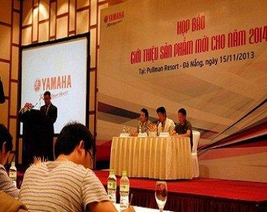 Yamaha Việt Nam sẽ có gì vào 2014 ?