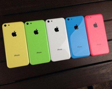 Hãng Foxconn dừng sản xuất điện thoại iPhone 5C
